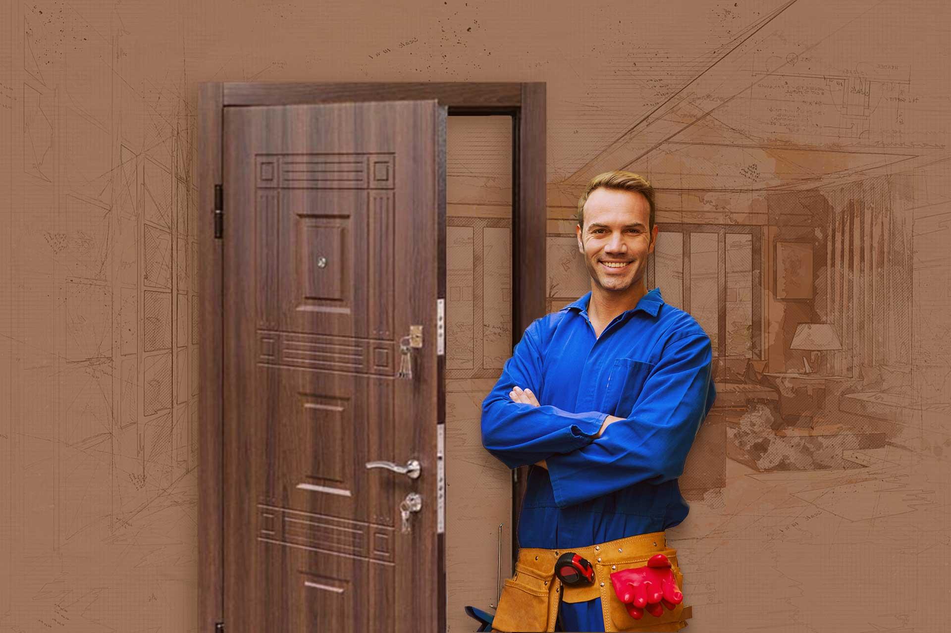 картинки ремонта дверей обручальное
